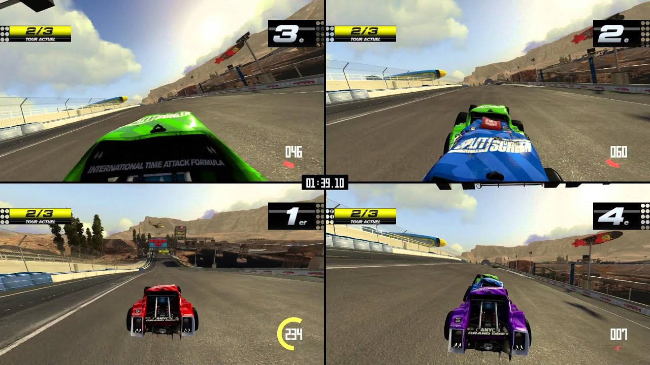 two players car racing games free online