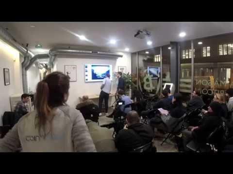 Bitnation Paris @ La Maison du Bitcoin