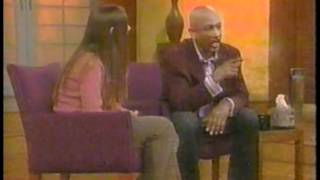 Jessika & Triplets on the Montel Williams Show
