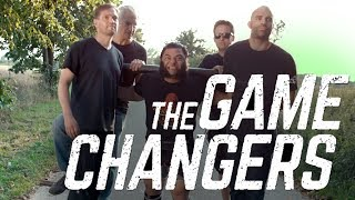 'THE GAME CHANGERS' Film Exclusive Interview