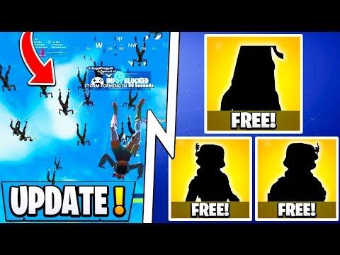 *new*-fortnite-update!-|-3-free-skins,-big-update-tomorrow,-event-leaks!