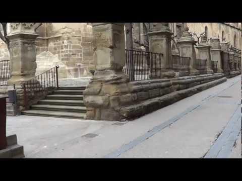 Ciudades medievales de España / Viana-Navarra / Walking Tour