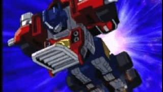 Transformers Armada Optimus Prime
