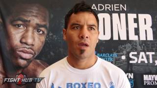 Diego Chaves Calls Out Brandon Rios
