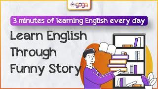 Tự học tiếng Anh qua truyện cười [3 phút học tiếng Anh mỗi ngày] - Learn English Through Funny Story