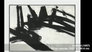 franz-kline-most-expensive-paintings