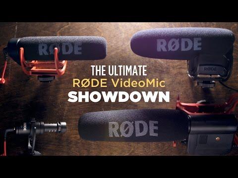 Best Video Microphone? The Ultimate RODE VideoMic Showdown!