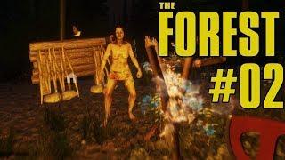The Forest - 2 серия Поиск пищи и воды