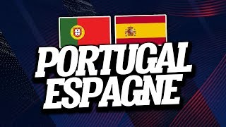 PORTUGAL - ESPAGNE (3-3) // Live Reaction & Commentaire - ClubHouse