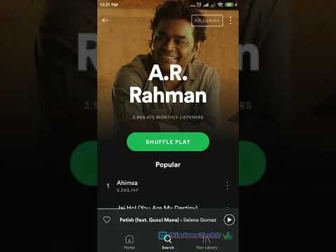 spotify-mobile-app---premium-features-and-settings---2020-live-demo