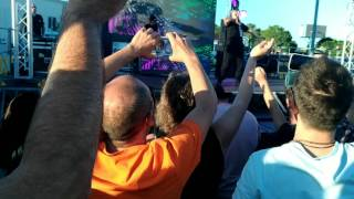 Too Much Of Heaven Eiffel 65 Live Al Romagna Shopping Valley