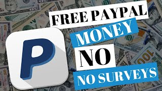 Earn Free 50 Paypal Money Online 2020 Make Money Fast Online No Scams