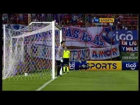Penales Cerro Porteño 3-2 Olimpia (25/01/15)