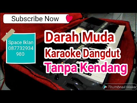 Darah Muda Tanpa Kendang Karaoke Dangdut Koplo Yamaha S770