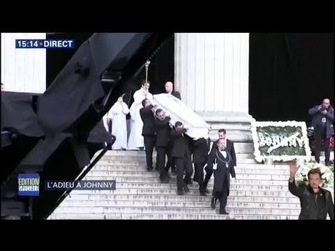 Cercueil De Johnny Hallyday La Revelation Qui Va Vous Choquer