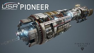 Fractured Space - GAMEPLAY - PIONEER