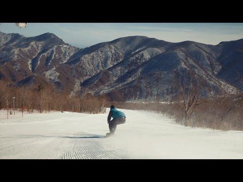 North Korea; Off-Piste | 4K Snowboarding in the Secret State