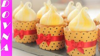 как красиво оформить кексы от Dovna