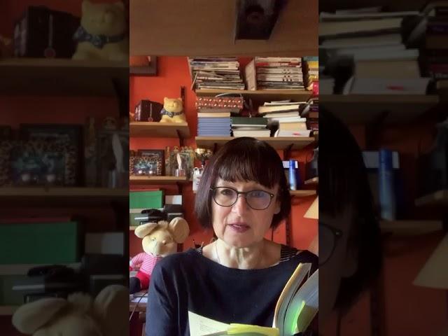 "Benedetta Centovalli legge… Emily Dickinson: ""Poesia 672″"