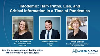 Infodemic  Half Truths, Lies, And Critical Information In A Time Of Pandemic