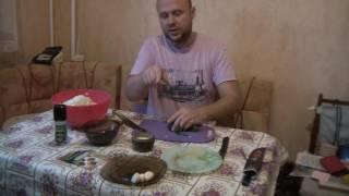 Как сделать колбасу в домашних условиях. Куриная колбаса, вкусный и быстрый рецепт! #ПапиныБудни