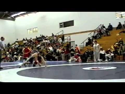 2004 CIS Championships: 76 kg Tyler Marghetis vs. Eric McAlister