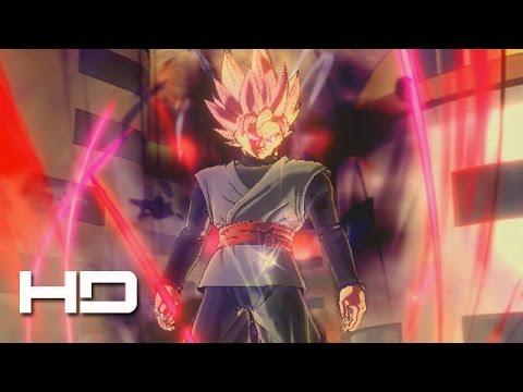 Black Goku Super Saiyan Rose Transformation Mod Gameplay Dragon
