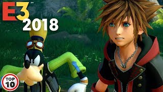 E3 2018 Square Enix Press Conference Highlights