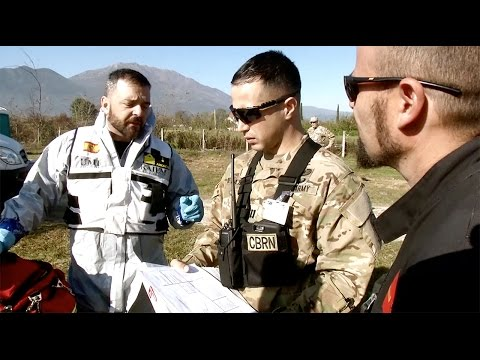 Montenegro hosts NATO-led disaster response exercise
