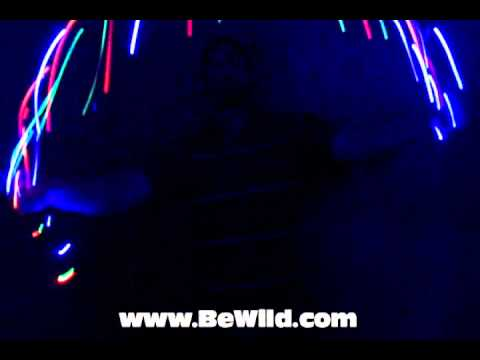 Light Up Your Dance! - Wearable LED Light Wire - YouTube