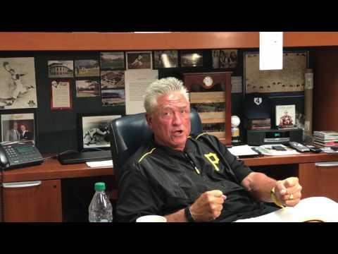 Hurdle talks bullpen issues, Pirates' philosophy