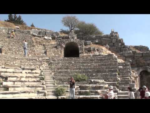 Ephesus and Temple of Artemis 2011.mov