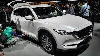 In Depth Tour Mazda CX8 SkyActivD JDM - Indonesia