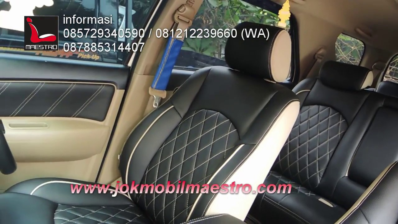 Toyota Fortuner Trd Sportivo Pakai Sarung Jok Paten Mbtech