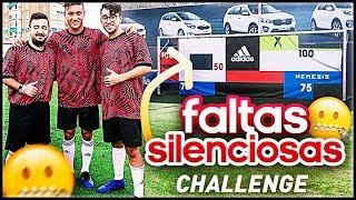 FALTAS SILENCIOSAS CHALLENGE ft. Spursito x Oscar Rodriguez.