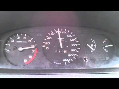 acceleration honda civic eg d15b2