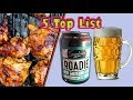 TOP LIST BEST BBQ BEERS | Smart Drinkers