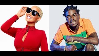 Amber Rose Responds to Kodak Black and admits she always wanted to be Dark Skin when she was younger