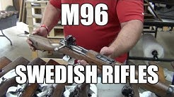 Surplus Release: M96 Swedish Rifles