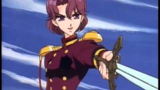 From the Revolutionary Girl Utena episode Thorns of Death. Shiori has the coolest duel theme. Re-uploaded because there were problems with the old video.