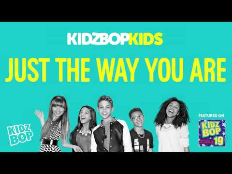 KIDZ BOP Kids - Just the Way You Are (KIDZ BOP 19)