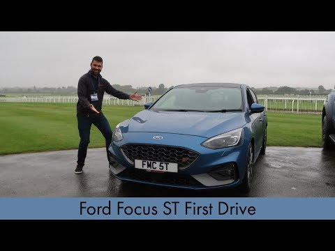 2019 Ford Focus ST First Drive: Bigger Engine, More Power!
