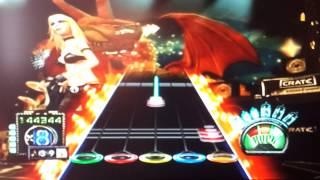 Guitar Hero 3 Custom - November Rain 100% FC Dual Shock Expert
