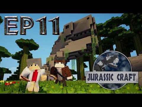 SE02 EP11 Jurassic Craft - L'absence du Prof.