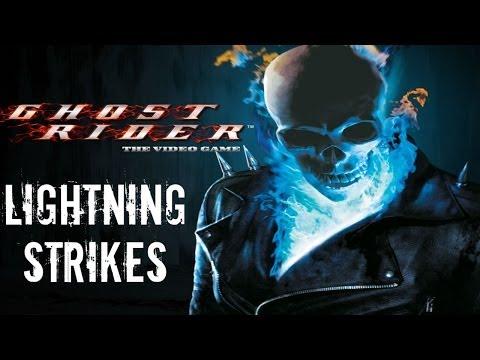Ghost Rider - Walkthrough Part 10 - Lightning Strikes: Ghost Rider Vs. Lilith