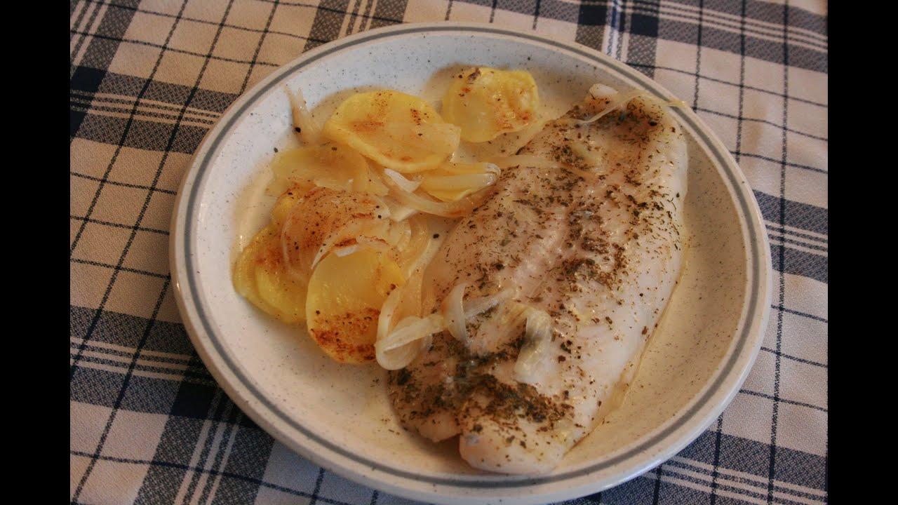 Videoreceta de pescado al microondas youtube - Cocinar pescado en microondas ...