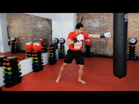 How to Do a Jab | Kickboxing Lessons