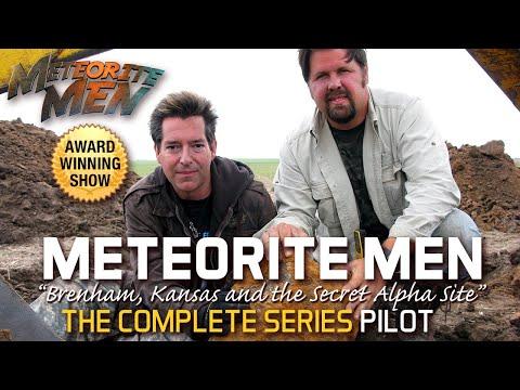 """Pilot"" METEORITE MEN"
