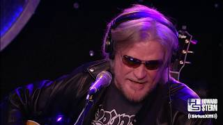 "Daryl Hall ""Kiss on My List"" on the Howard Stern Show"