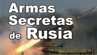 Armas Secretas de Rusia